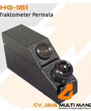 RHG-181 Refraktometer Permata