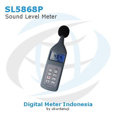 Alat Pengukur Kebisingan Suara AMTAST SL5868P