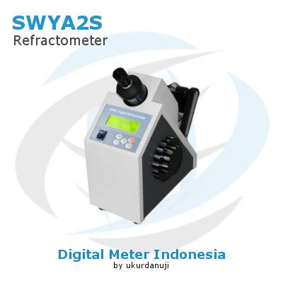 Abbe Refractometer Digital AMTAST SWYA2S