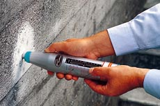 Schmidt hammer asli uji beton