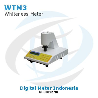 Alat Ukur Whiteness Meter AMTAST WTM3