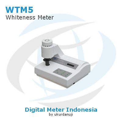 Alat Ukur Whiteness Meter AMTAST WTM5
