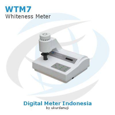 Alat Ukur Whiteness Meter AMTAST WTM7