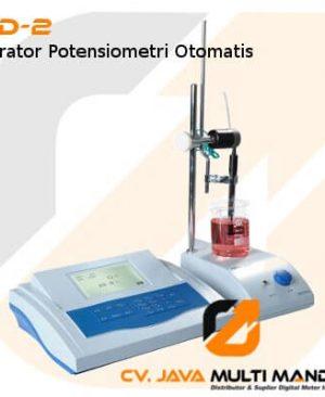 ZD-2 Titrator Potensiometri Otomatis
