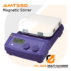 Digital Magnetic Stirrer Porcelain Plate Seri AMT550
