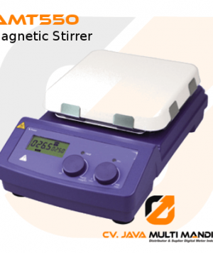 Digital Magnetic Stirrer Porcelain Plate Seri AMT550