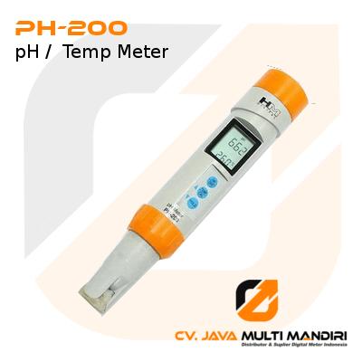 Ukur pH Meter AMTAST PH-200