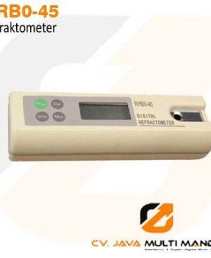 Refraktometer Brix AMTAST DRB0-45