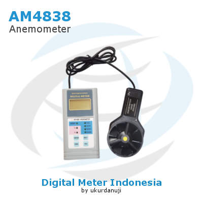 Pengukur Kecepatan Angin Digital AMTAST AM4838