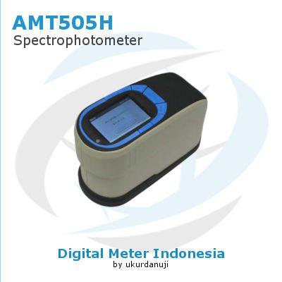 Spektrofotometer Warna AMTAST AMT505H