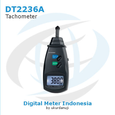 Alat Ukur Kecepatan Rotasi AMTAST DT2236A