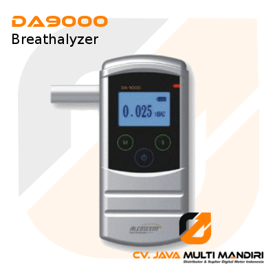 Fuel Cell Breathalyzer DA9000