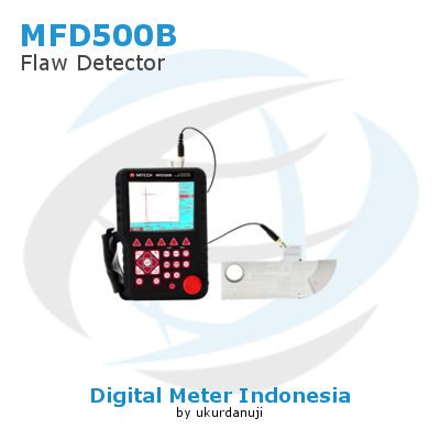 Alat Pendeteksi Cacat Ultrasonik AMTAST MFD500B