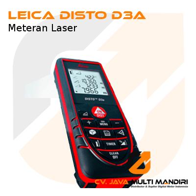 Meteran Laser Leica DISTO ™ D3a