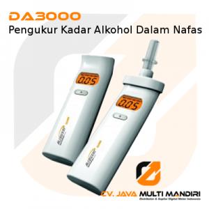 Pengukur Kadar Alkohol Dalam Nafas DA3000