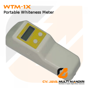 Portable Whiteness Meter WTM-1X