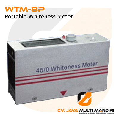 Portable Whiteness Meter WTM-8P