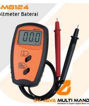 Voltmeter Baterai