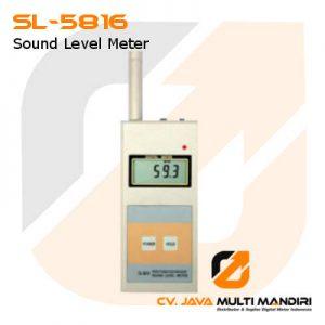Alat Ukur Intensitas Suara AMTAST SL-5816