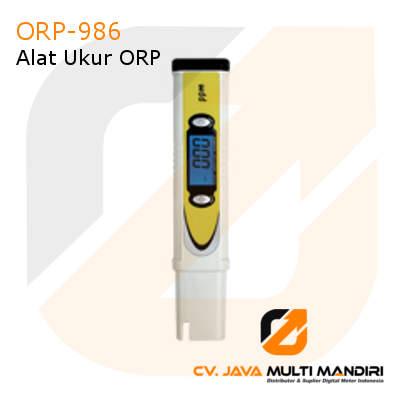 Alat Pengukur ORP AMTAST ORP-986
