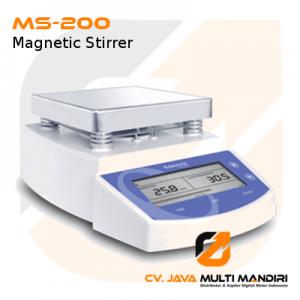 Magnetic Stirrer Tipe MS-200