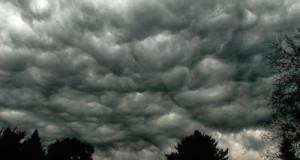 awan mendung