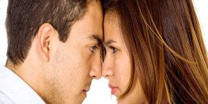 hidung pria dan wanita