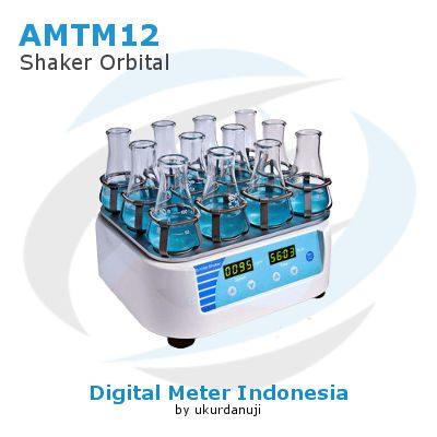 Digital Orbital Shaker AMTAST AMTM12