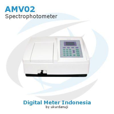 Visible Spectrophotometer AMV02