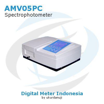 Spektrofotometer AMTAST AMV05PC