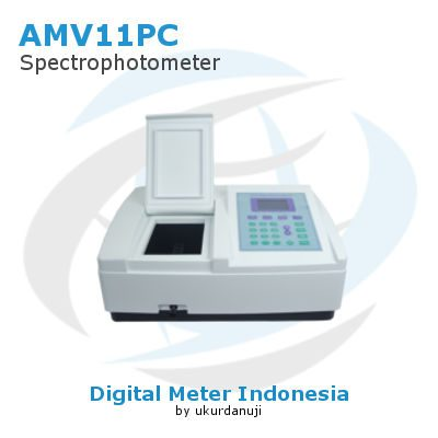 Spektrofotometer AMTAST AMV11PC