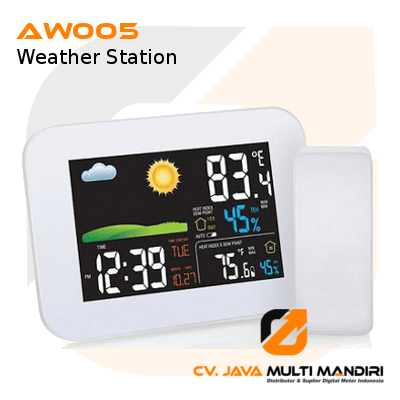 AW005 Wireless Weather Station