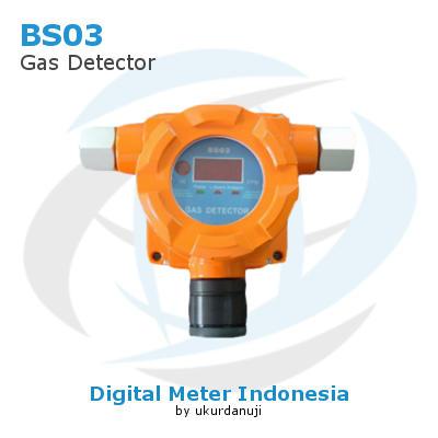 Alat Pendeteksi Gas AMTAST BS03