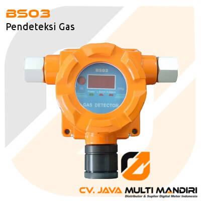 Pendeteksi Gas seri BS03