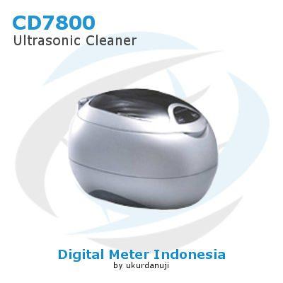 Pembersih Keping CD Ultrasonik AMTAST CD7800