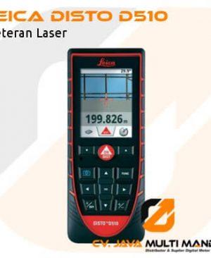 Meteran Laser Leica DISTO D510