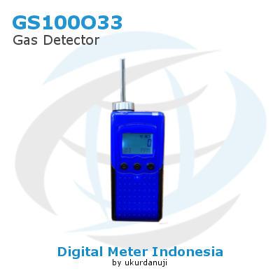 Alat Uji Gas GS100O33