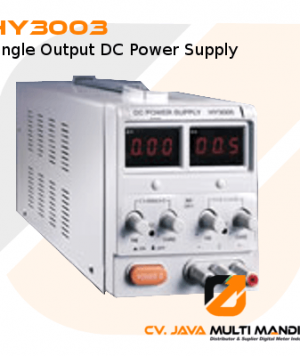 HY3003 Single Output DC Power Supply