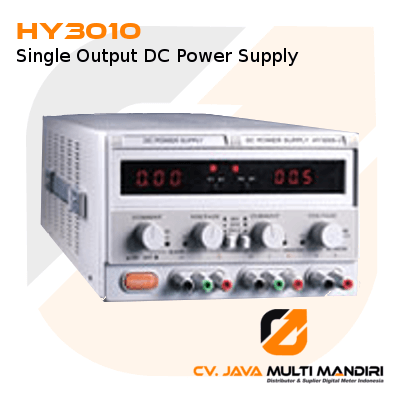 HY3010 Single Output DC Power Supply