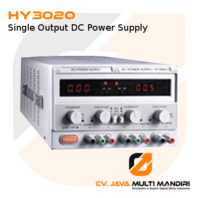 HY3020 Single Output DC Power Supply