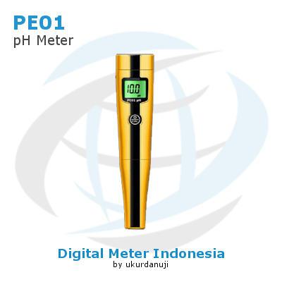 Alat Ukur pH Meter AMTAST PE01