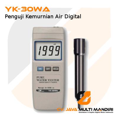 Penguji Kemurnian Air Digital YK-30WA