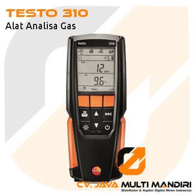 TESTO 310 Alat Analisa Gas