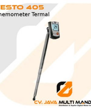 TESTO 405 Anemometer Termal Mini