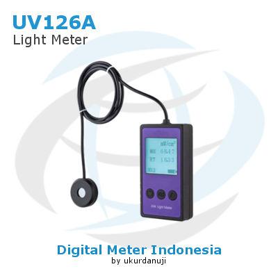 Alat Ukur Intensitas Cahaya AMTAST UV126A