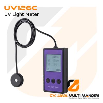 Alat Ukur Intensitas Cahaya AMTAST UV126C