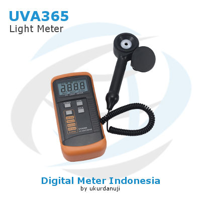 Alat Ukur Intensitas Cahaya AMTAST UVA365
