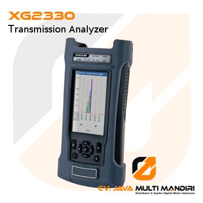 XG2330 Transmission Analyzer