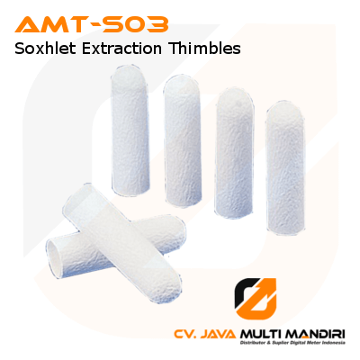 Cellulose Extraction Thimbles AMTAST AMT-S03