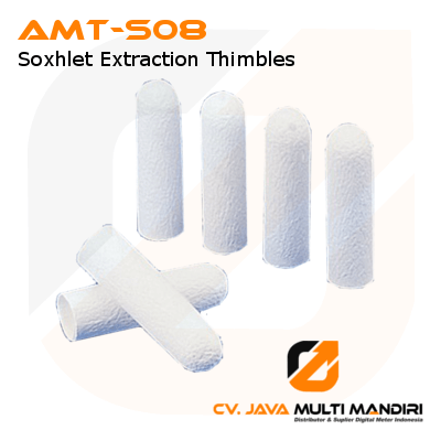 Cellulose Extraction Thimbles AMTAST AMT-S08